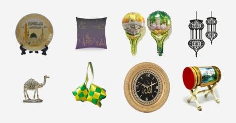 20 ide dekorasi ramadhan/lebaran idul fitri di indonesia 2021