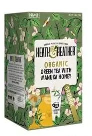 Best green tea with honey