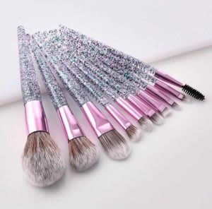 Best for glitter make up