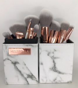 Best brushes in a marble casing