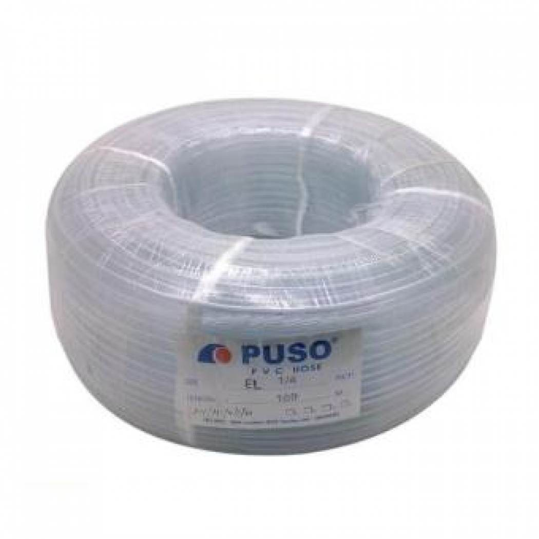 5. Puso Selang Air (100 meter roll), Desain bening tanpa ganggu estetika