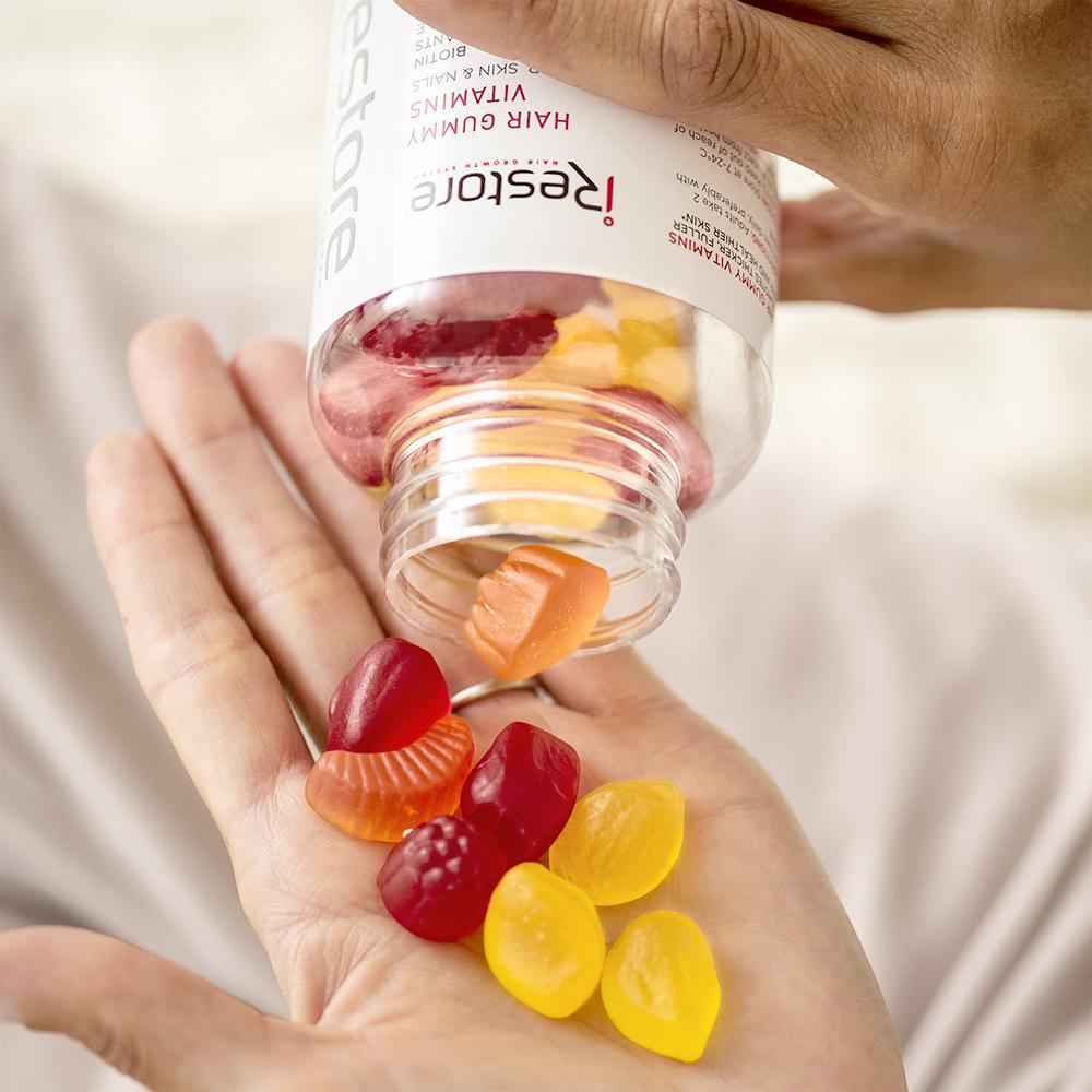 10 Vitamin Gummy untuk Menjaga Kesehatan serta Daya Tahan Tubuh!