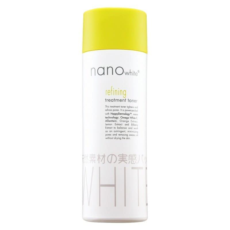 Nanowhite Refining Treatment Toner