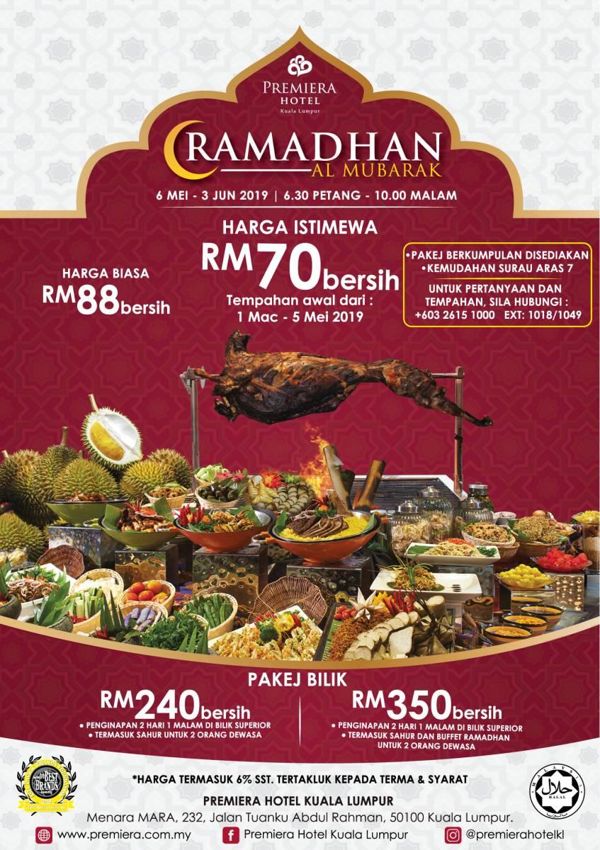 21 Best Ramadhan Buffets In Kuala Lumpur 2020 Productnation