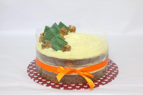 Best for carrot cake and eggless cakes