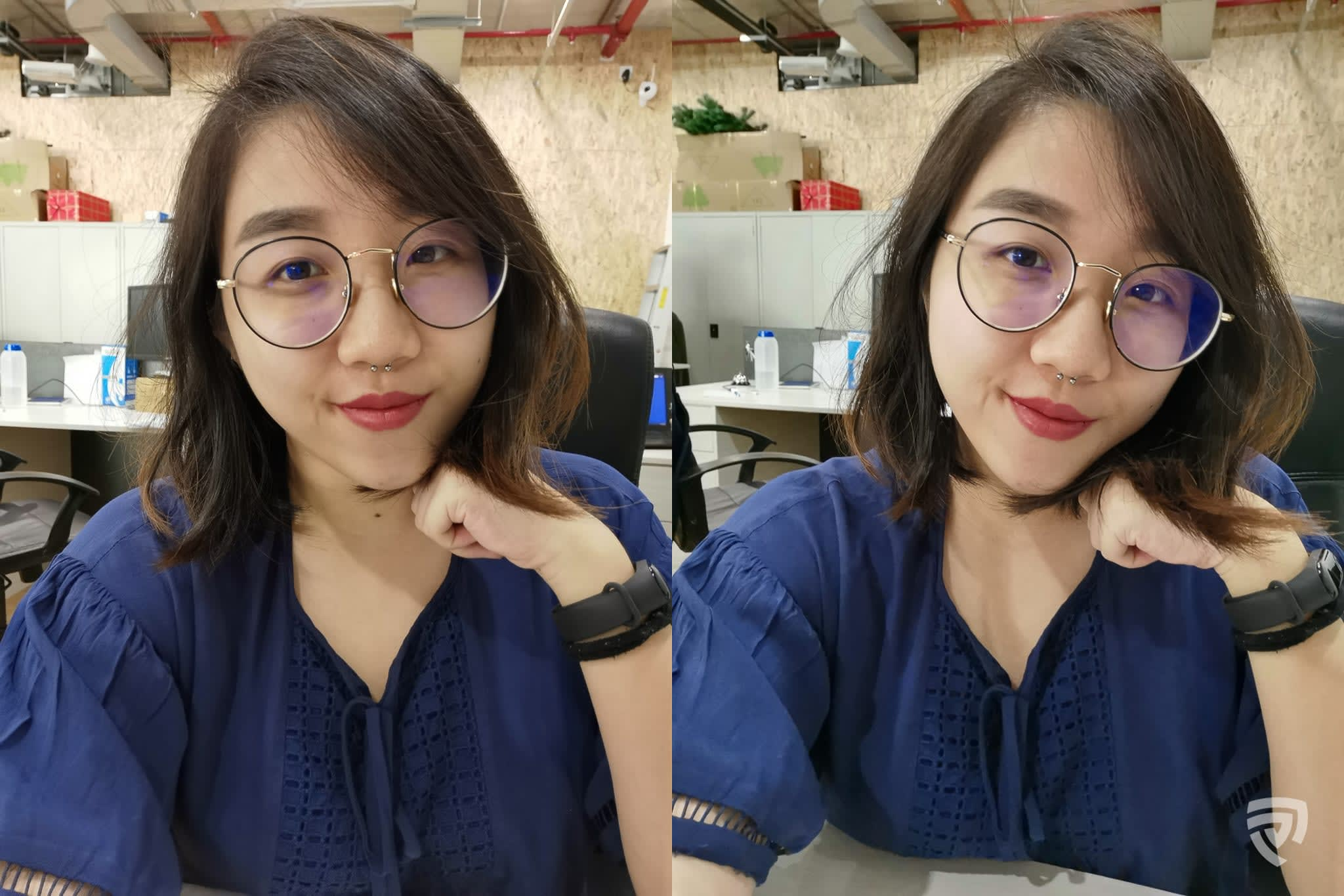 Honor 20 32MP front camera selfie sample