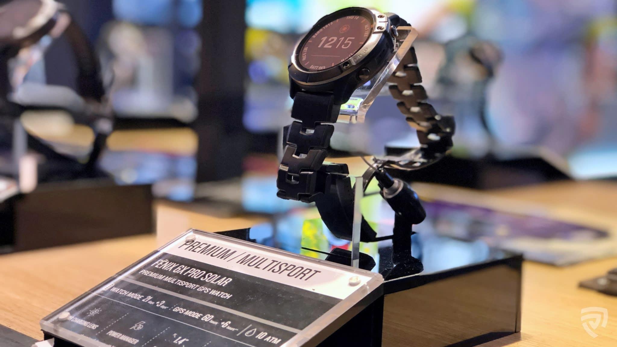 garmin-fenix-6x-pro-solar-smartwatch