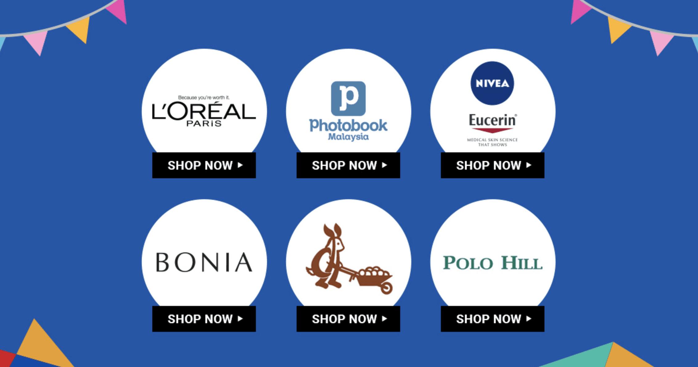 shopee brands sale 1212