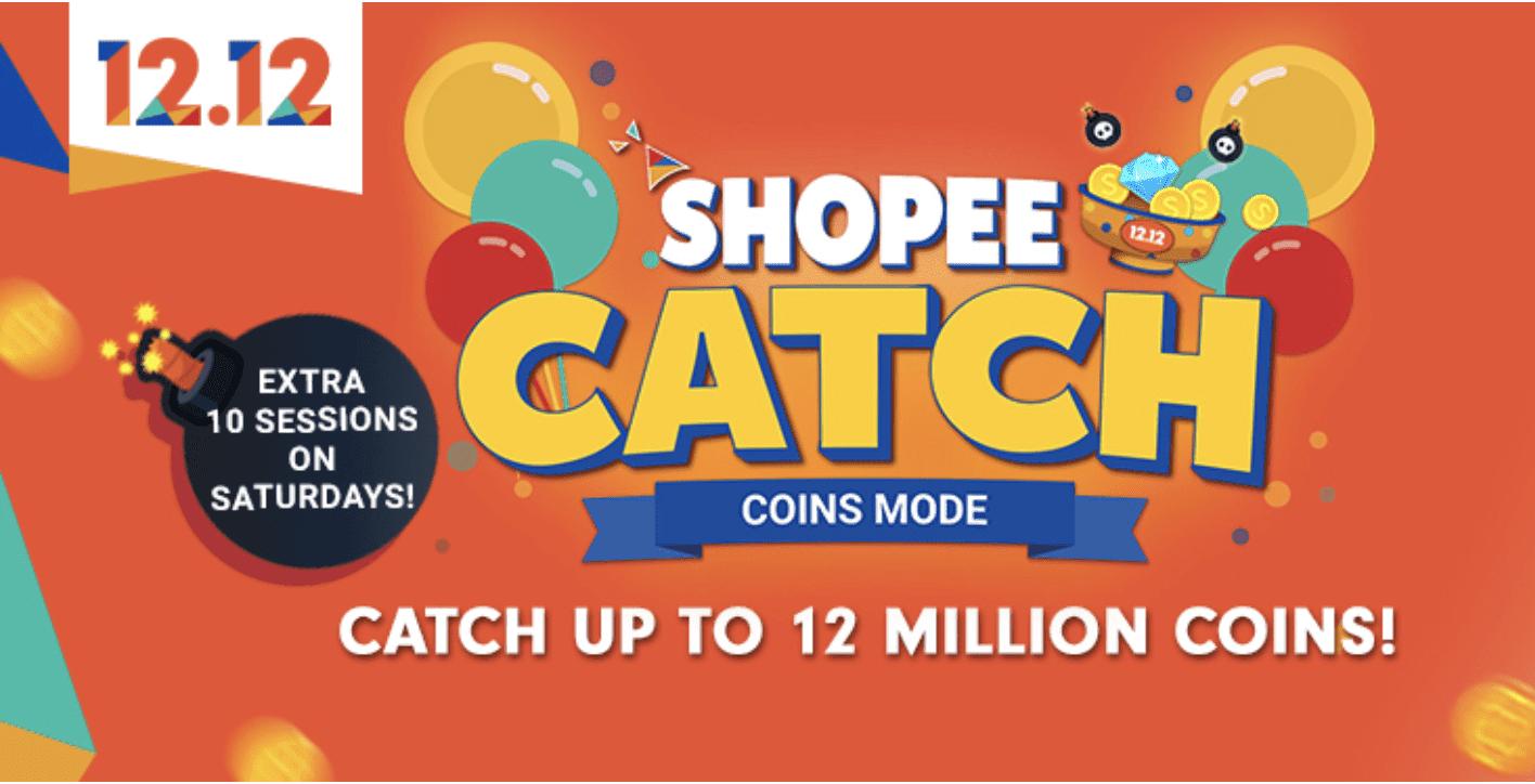 shopee catch
