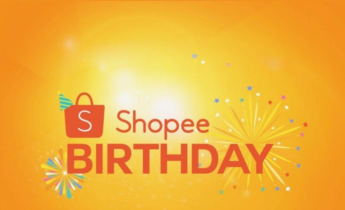 shopee 12 12 happy birthday