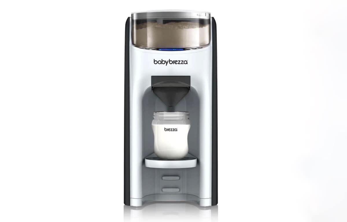 Baby Brezza Milk Dispenser