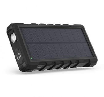 Best fast-charging solar power bank