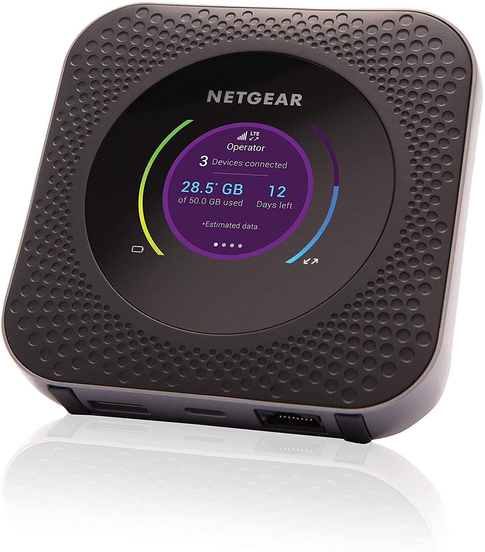 Best Netgear Nighthawk LTE Mobile Hotspot Router MR1100 ...