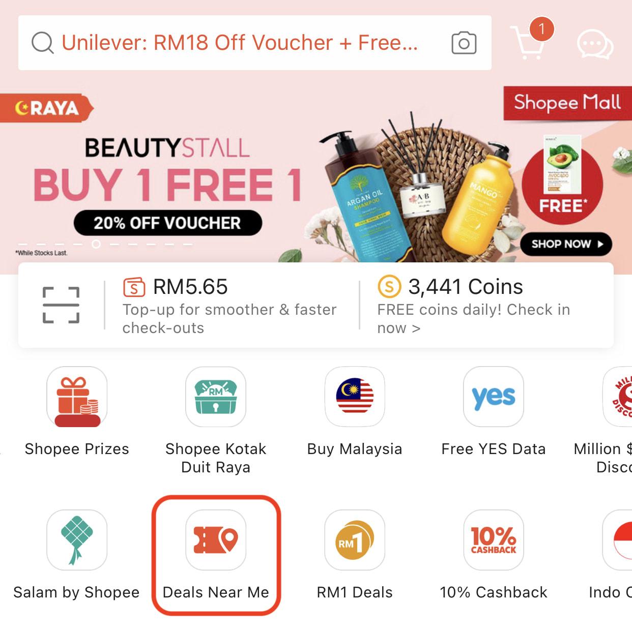 shopee raya sale shopeepay vouchers