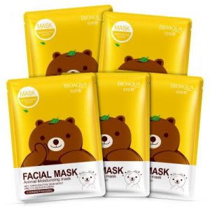 Best face sheet mask for oily skin and large pores