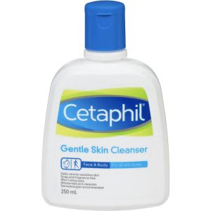 Best affordable gentle cleanser