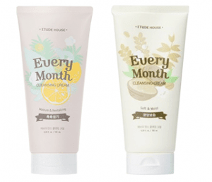 Korean cream cleanser
