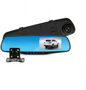 Best budget dash cam with rear camera