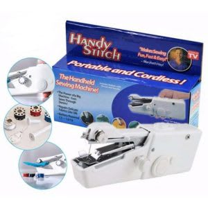 Best portable and handheld electric sewing machine