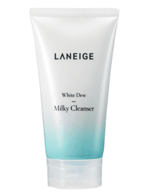 Mild Korean whitening cleanser