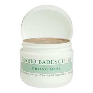 Overnight face mask for oily skin