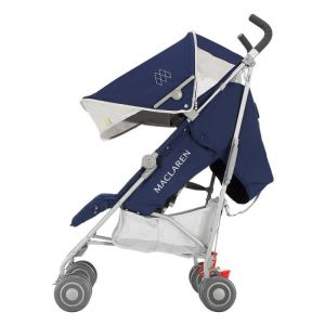 Best foldable stroller with full recline and large sun canopy