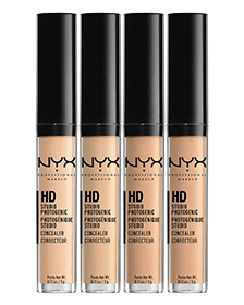 Non-comedogenic concealer for eyebrows
