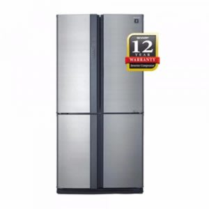 Best large refrigerator – with stainless steel exterior