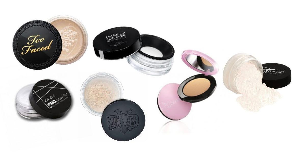 12 Best Setting Powders In Malaysia 2019 Translucent Loose Powder