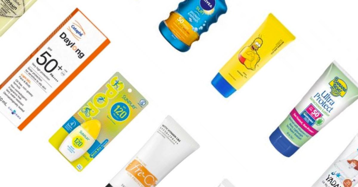 10 Best Sunblock Reviews Malaysia 2019 - Top Sunscreen Brands