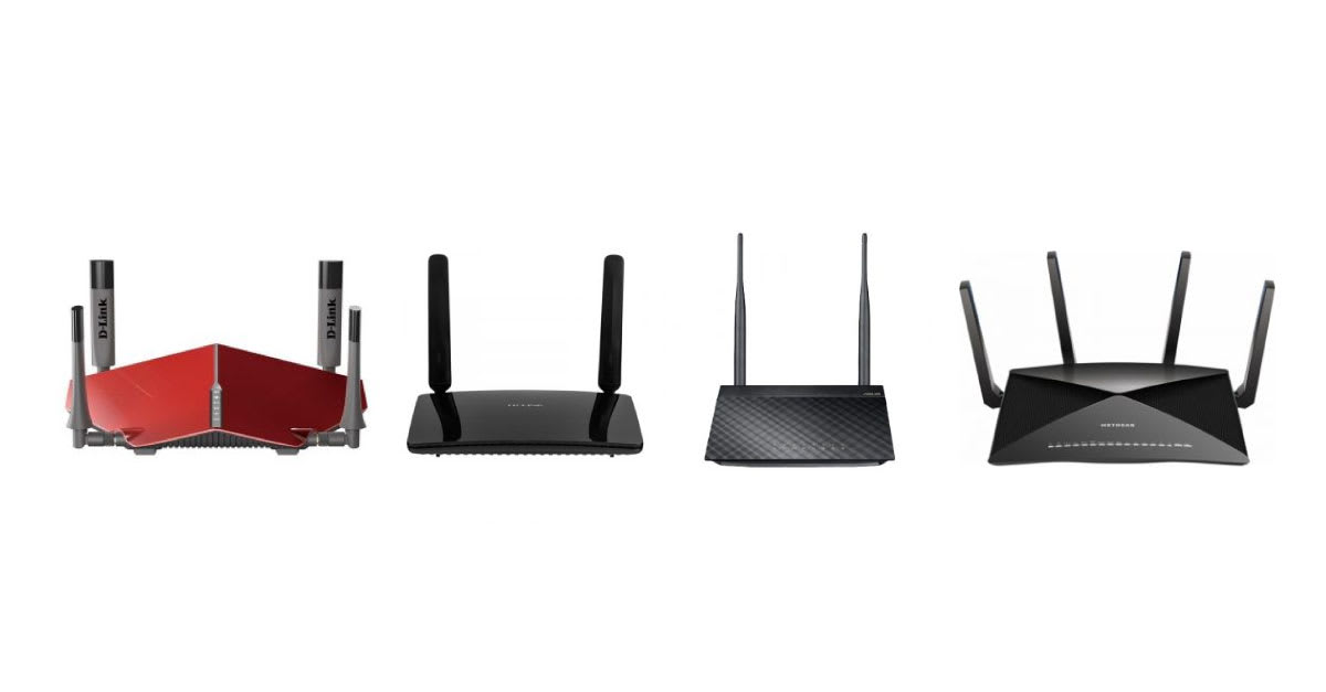 Best Internet Routers 2019 7 Best Wi Fi Router in Malaysia 2019   ASUS, D Link | ProductNation
