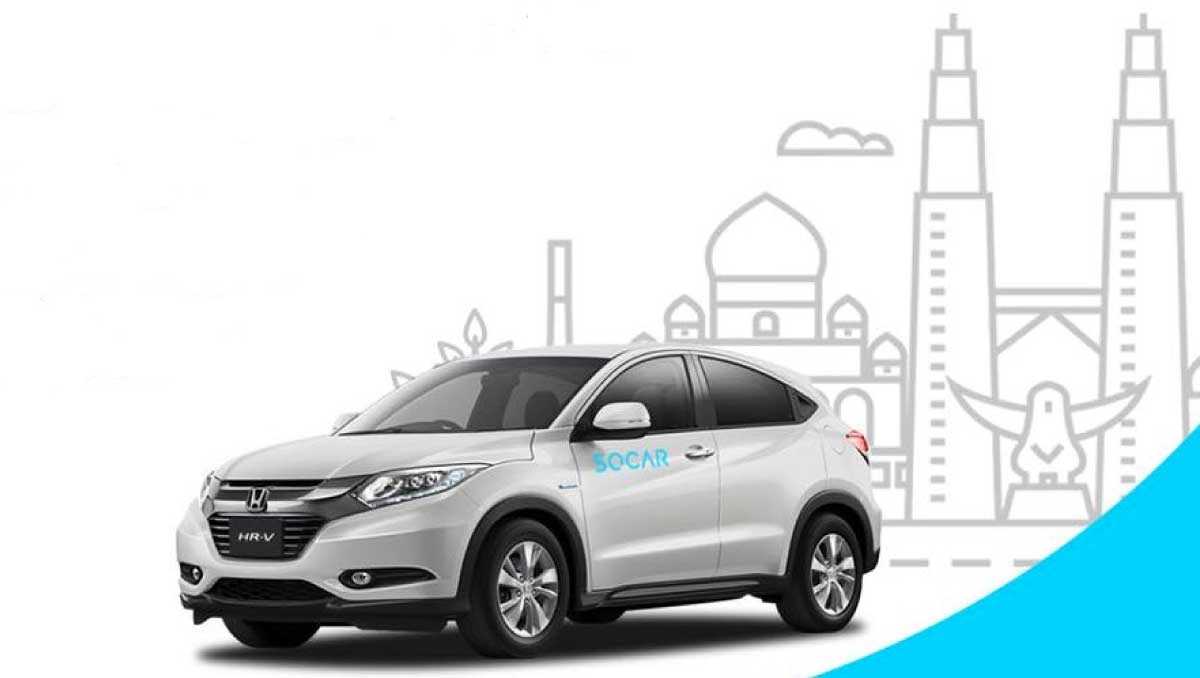 Socar The Coolest Car Sharing And Rental App Has Arrived In Malaysia