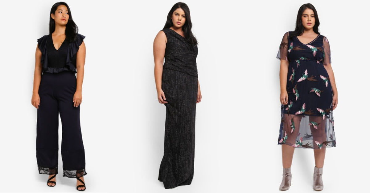 66777d9b66 14 Best Plus Size Clothing for Women in Malaysia 2019 - Plus Size Online