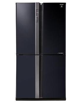 Sharp Refridgerator Sjf858vmbk 4 Door