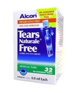Best eye drops for dry eyes without preservatives