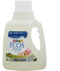 Best eco, all natural and chemical-free baby laundry detergent