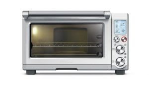 Toaster oven microwave combo for baking