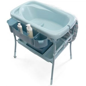 Best baby bathtub and changing table