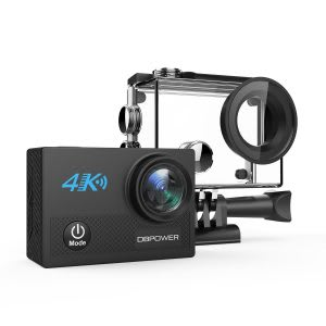 Best action camera with optical zoom