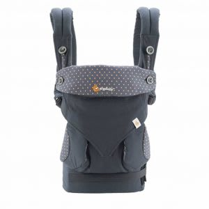 Best baby carrier with back support for breastfeeding