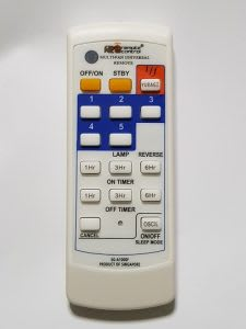 Best universal remote control for ceiling fan