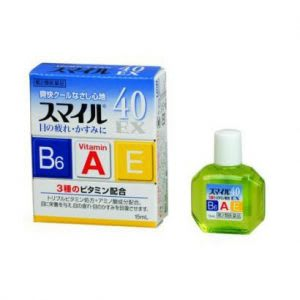 Best eye drops with vitamin A in Japan