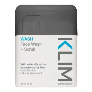 Best organic face wash for men