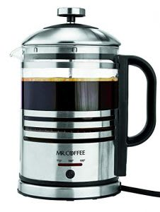 Best for French press coffee and tea
