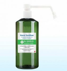 Best hand sanitizer for newborns