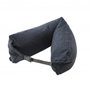 Best neck pillow with hood