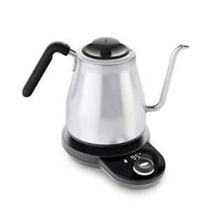 Best electric pour-over kettle with variable temperature control