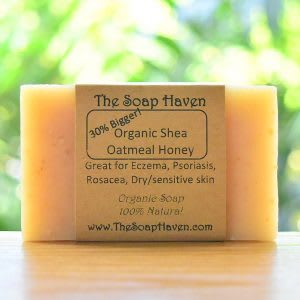 Best soap for eczema and dry skin