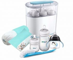 Best buy baby bottle sterilizer