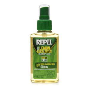 Mosquito repellent without DEET